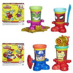 Hasbro Play-Doh Герои Марвел, в ассортименте (B0594)