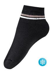 A8 носки женские утепленные, черные