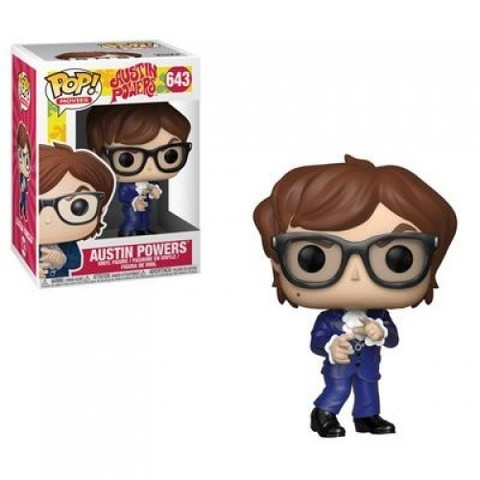Austin Powers Funko Pop! Vinyl Figure || Остин Пауэрс