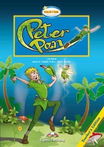 Peter Pan. Питер Пен. Книга для учителя