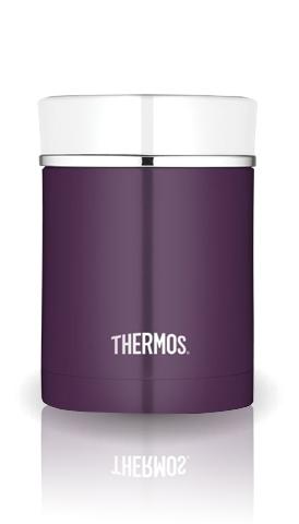 Термос для еды Thermos (0.5 литра) фиолетовый