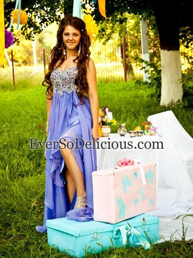 Яна в платье Sherri Hill 3836