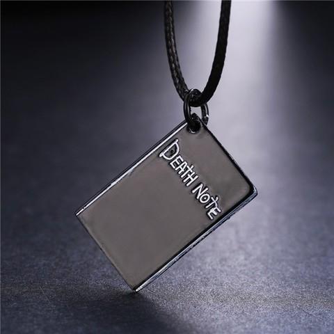 Кулон Тетрадь Смерти — Anime Death Note pendant