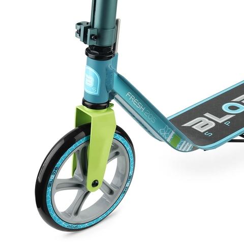 купить самокат blade sport fresh 205 голубой в москве