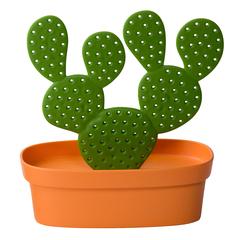 Органайзер для мелочей Caccessories, оранжевый с зеленым Qualy