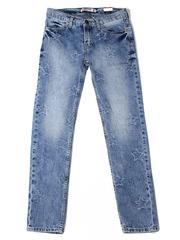 GJN008394 джинсы женские, медиум-лайт