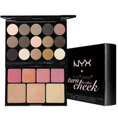 NYX Набор косметики BUTT NAKED - TURN THE OTHER CHEEK (S132)