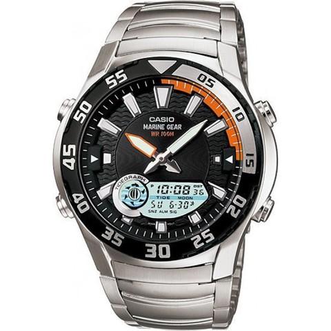 Купить Наручные часы Casio AMW-710D-1AVDF по доступной цене