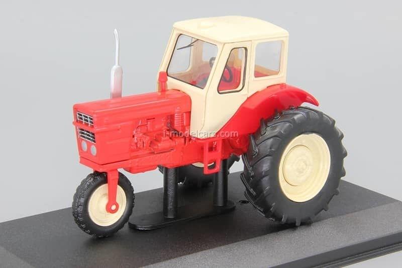 Tractor MTZ-50H Belarus 1:43 Hachette #67