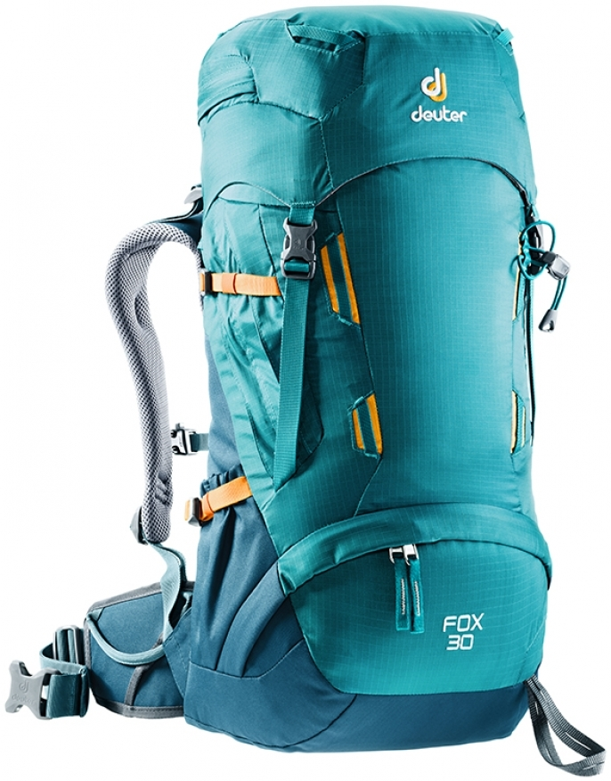 Туристические рюкзаки легкие Рюкзак детский Deuter Fox 30 (2018) 686xauto-9696-Fox30-3325-18.jpg
