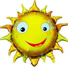 Детям Фольгированный шар Солнышко images.jpg