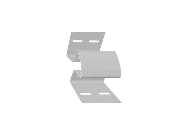 Внутренний угол сайдинга Светло-серый
