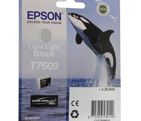 C13T76094010 - Картридж светло-серый Epson SureColor SC-P600