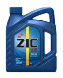 ZIC X5 5W-30 - Полусинтетическое моторное масло (6л)