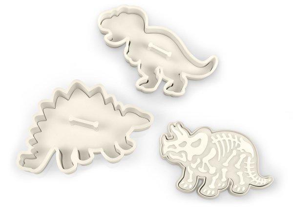 формы для кинетического песка динозавры