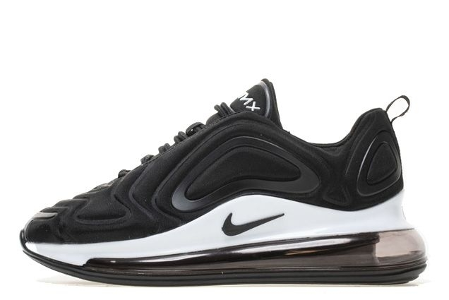 Nike Air Max 720 (Black/White) (002)