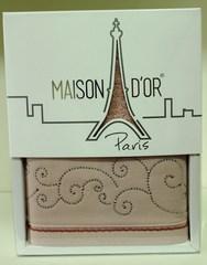 DALYY  ДАЛИИ полотенце махровое в коробке Maison Dor Турция