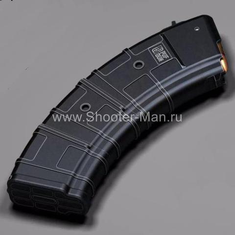 Магазин АК Pufgun 7.62x39 ВПО-136 ВПО-209 на 30 патронов