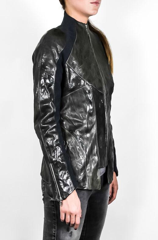 Кожаная куртка «ENIAS»