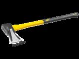 Топор-колун STAYER PROFESSIONAL кованый с двухкомпонентной фиберглассовой рукояткой