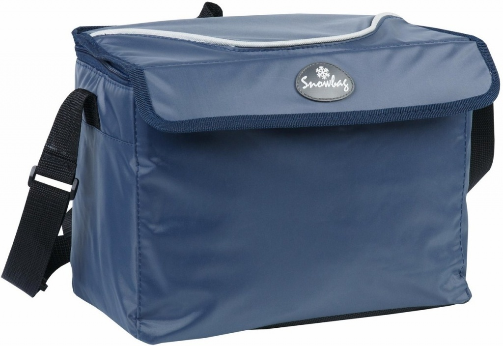 Термосумка Camping World Snowbag (10 л.), тёмно-синяя