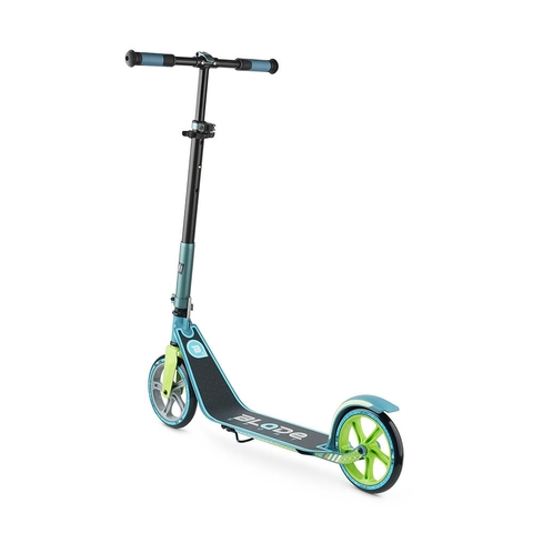 купить самокат blade sport fresh 205 серо-зеленый