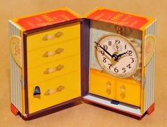 Часы настольные Timeworks Paris Trunk BCPT5S