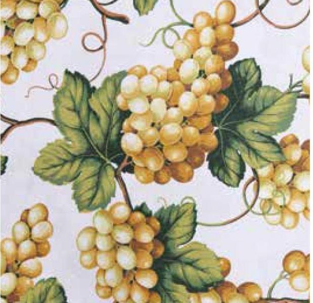 Скатерть 150x180 Vingi Ricami Armonia желтый виноград
