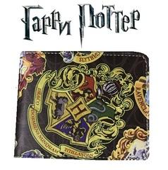 Кошелек детский Гарри Поттер герб Хогвартса