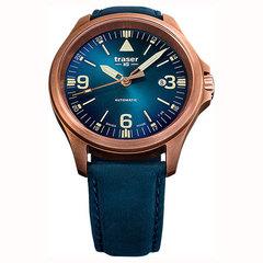 Швейцарские тактические часы Traser P67 OFFICER PRO AUTOMATIC BRONZE BLUE 108074