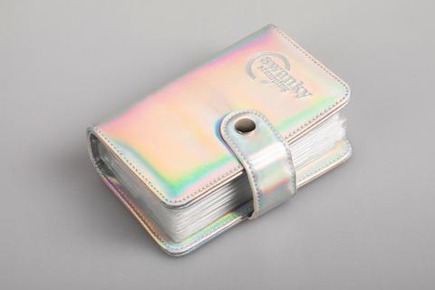 Кейс для пластин Swanky Stamping, на 20 пластин, голографик