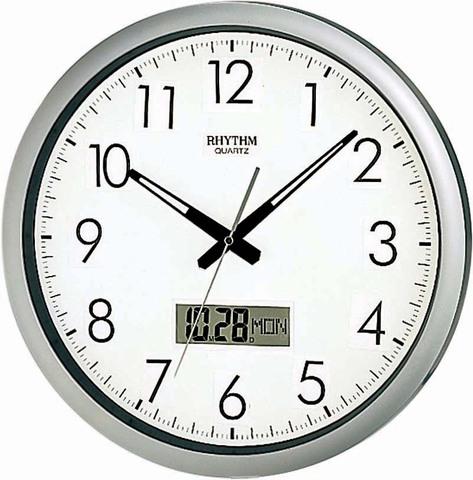 Настенные часы Rhythm CFG702NR19