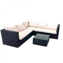 Угловой комплект уличной мебели Kvimol KM-0310