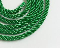 Шнур для декора крученый, 1 м.