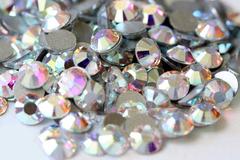 Crystal АВ (голограмма) - 100 шт. в баночке