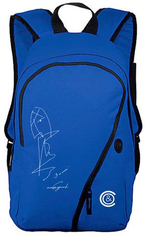 Рюкзак Smart с авторским рисунком Светланы Сургановой