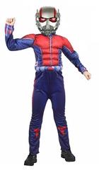 Человек-муравей костюм детский с маской