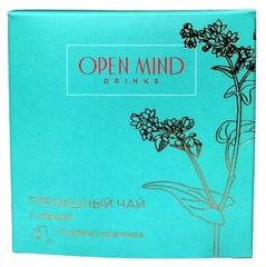 Open Mind, Гречишный чай с Корицей, 15 пакетиков