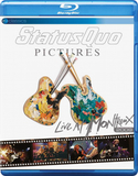 Status Quo / Pictures - Live At Montreux 2009 (Blu-ray)