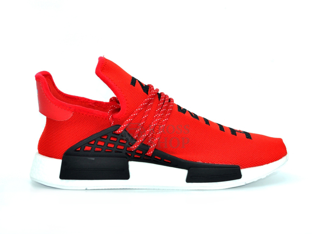 Adidas Men's NMD Human Race Red