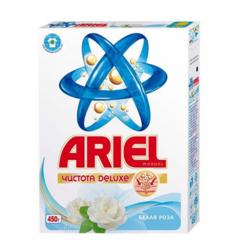 Стиральный порошок ARIEL Белая Роза, 450гр