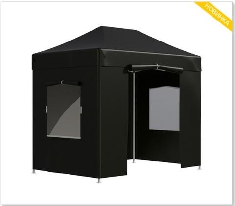 Шатер - палатка S6.4, 3x2м черный