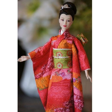 Барби Куклы Мира принцесса Японии