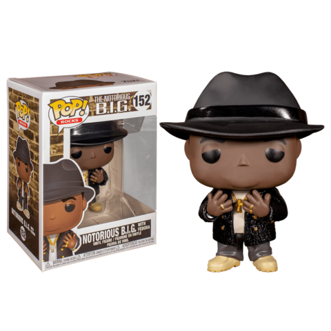 Notorious B.I.G. Funko Pop! Vinyl Figure || Ноториус БиАйДжи