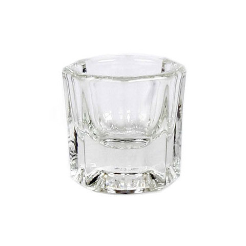 Стакан стеклянный для ликвида