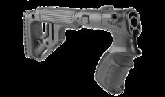Приклад телескопический складной для Remington 870 FAB-Defense UAS-870