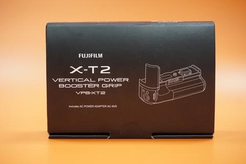 Батарейная ручка Fujifilm VPB-XT2 Vertical Power Booster Grip для X-T2