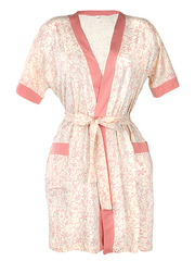 DC15WEGIC301 халат женский, розовый