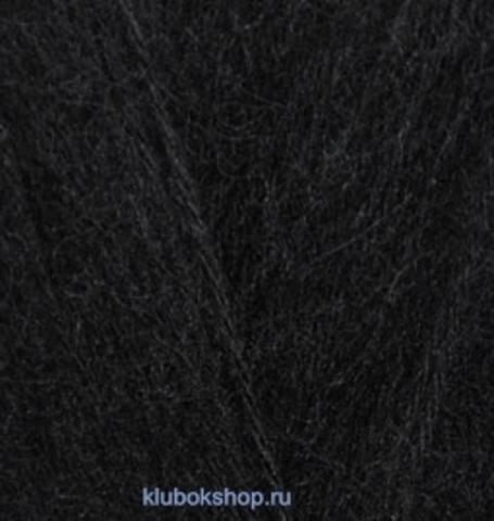 Пряжа Angora GOLD Alize 60 Черный - купить в интернет-магазине недорого klubokshop.ru
