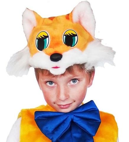 Карнавальная шапочка Кота Леопольда